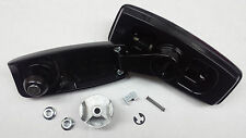 Black rear tailgate window crank handle with clutch fits M1009 CUCV K5 Blazer