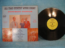 Cowboy Copas, All Time Country Music Great, Starday Records SLP 118