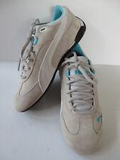 PUMA ° coole Sneakers Gr. 37 ½ beige Mädchen Schuhe Halbschuhe Turnschuhe TOP