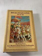 Bhagavad-Gita As It Is (1972, Hardcover)