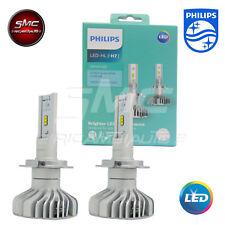 PHILIPS Ultinon LED Auto Scheinwerfer Leuchtmittel H7 6200K +160% 12V 11972ULWX2