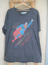 Old Navy Collectabilities Totally Classic Flying Superman T Shirt Grey Size XXL