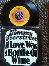 Tommy Overstreet;If Love was a Bottle of Wine;Single;ABC DOT