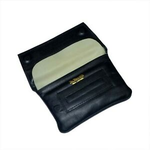 Dr Plumb Wallet & Cigarette Paper Holder Leather Tobacco Pouch (P35502)