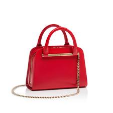 PORSCHE Design TWIN BAG Mer Mer SAFFIANO PELLE ROSSO/ORO * NUOVO * OVP *