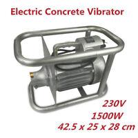 Electric Concrete Vibrator 45MM Diameter Flexible Cement Construct 1.5 kW
