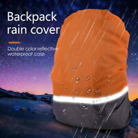 Waterproof Dust Rain Cover Travel Hiking Backpack Camping Rucksack Bag