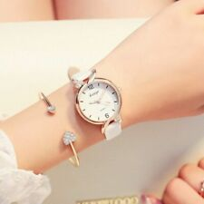 Women Luxury Leather Strap Watch Casual Fashion Ladies Bracelet Party Clock Gift