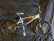 Vintage 1990's Mongoose Bmx Bike.! Look All Original.!