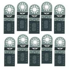 10 x Bi Metal Blades for Fein Multimaster Bosch Makita Milwaukee Ryobi Multitool