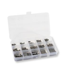 Rundkeil,140-tlg. Passfedern für Parallelantrieb Sortiment Set, 8-30mm