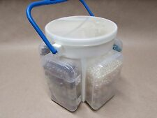 Huge Earring Making Jewelry Kit Many Pieces Multi-Compartment Container