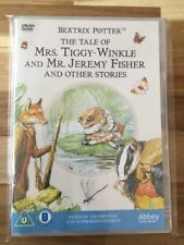 The Tale Of Mrs Tiggy-Winkle - DVD - New Condition