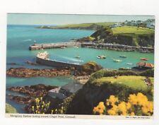 Mevagissey Cornwall 1981 Postcard 521a