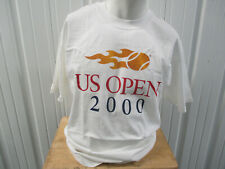 Vintage Usta 2000 U.S. Open Championships Nyc Xl T-Shirt Preowned Venus Williams