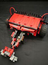 Lego Technic Technik für 42054 Claas Xerion Sämaschine in Case IH 2 Optik Neu