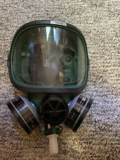 Vintage NORTH Full Face Safety Respirator 7600-8 P/N 651-02-6 Steam Punk