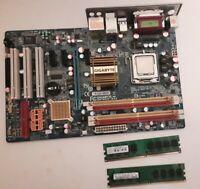 GIGABYTE GA-945P-DS3 Rev 3.3 Socket 775 ATX Motherboard Intel Pentium D 2.8gHz