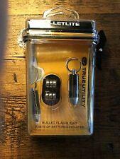True Utility Bulletlite TU311 -Pocket Flashlight - Includes Hard Carry Case