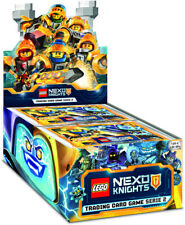 LEGO Nexo Knights 2 - Trading Cards - 1 Display (50 Booster) - Deutsch