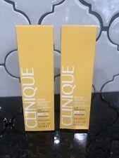 Lot Of 2 CLINIQUE Broad Spectrum SPF 50 Sunscreen Face Cream 50ml