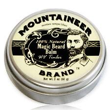 Mountaineer Brand® Magic Beard Balm (WV Timber Scent) 2 oz