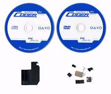 Swap Magic 3.8 PS2 PAL CD, DVD + Tools Playstation 2 SwapMagic Coder 3 UK SELLER