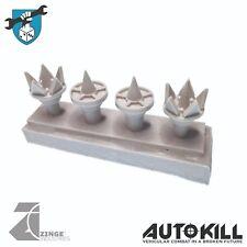 Zinge Industries - AutoKill - Gaslands - Wheel Spikes - 20mm scale S-DMH02