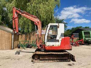 IHI 5 Tonne Excavator