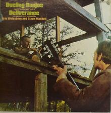ERICWEISSBERGSTEVE MANDELL - DUELING BANJOS - BS 2683 LP (X507)