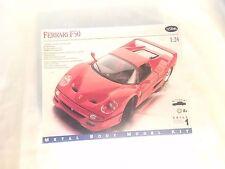 FERRAR 1996I F50  TESTORS METAL BODY,NEW,SEALED,MINT,''THIS IS CLASSIC,OWN IT''