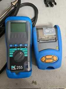 Kane 255 Gas Analyzer
