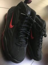 NEW Nike Air Total Max Uptempo 366724-061 Black Varsity Red Mens Shoes 9.5