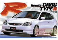 1:24 Scale Fujimi Honda Civic Type R EP3 2001 Model Kit #631p