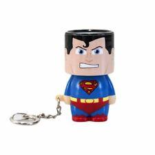 Dc Superman Look-Alite LED Luz Llavero Llavero - Linterna Comics