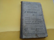 La Nouvelle Première Année HISTOIRE DE FRANCE Ernest Lavisse 1900 A COLIN...