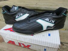 NOS Alix Shadow Indoor Soccer Size 10 Athletic Cleats New Mens Shoes Vintage