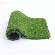 Artificial Grass Door Mat Indoor Outdoor Rug Green Turf Perfect Multi Purpose