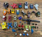 Transformers G1 Vintage Lot Micro Cassettes Quartz Watch Robotime Mini Warpath For Sale