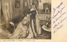 CP SALON 1908 LE PARDON PAR CAYRON