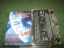 Mercyful Fate - Return Of The Vampire (cassette) king diamond