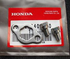 HONDA CT70 Countershaft Sprocket Retainer Kit With Bolts  OEM HONDA
