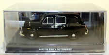 1/43 Scale James Bond 007 Austin FX4 Taxi Octopussy Diecast model Car