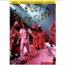 NEIL YOUNG & CRAZY HORSE (1978) DVD All Region - Rust Never Sleeps