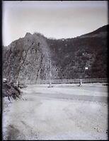 FRANCE Alpes Maritimes Touët-sur-Var Beuil,NEGATIF Photo Plaque Verre VR6L1n9