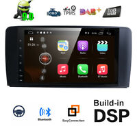 """9"""" Android 9.0 Car Stereo SatNav OBD 4G For Mercedes BENZ ML/GL-Classe W164 X164"""
