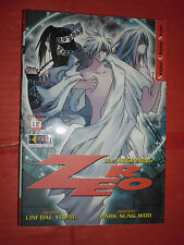 ZERO- the beginning - N°3- DI:LIM DAL YOUNG- MANGA FLASHBOOK- nuovo