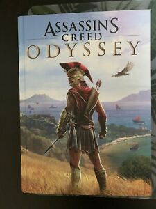 Book - assassins creed odyssey - Collector's Edition Guide