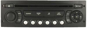 Refurbished Citroen Dispatch RD4 CD Radio + Dealer Level Programming WARRANTY