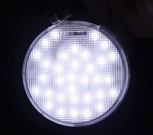 Direct Exact Fit LED Interior Panel Dome Light Inserts for Nissan GQ Patrol
